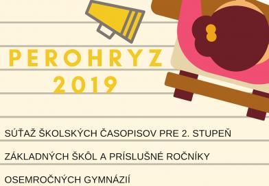 Súťaž školských časopisov Perohryz odštartovala svoj štvrtý ročník