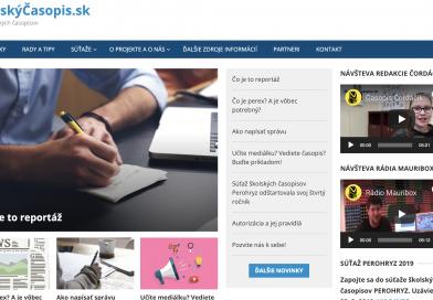 Vznikla platforma na podporu mediálnej gramotnosti a rozvoj školských časopisov